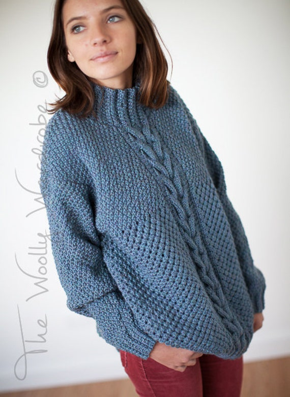 Knitting Inspirations Perth : Knitting pattern gosford sweater from thewoollywardrobe