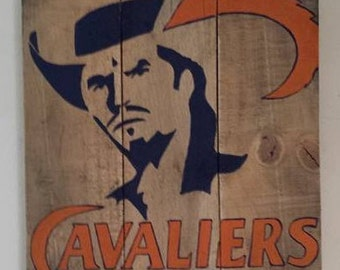 SALE!!! Virginia Cavaliers Pallet Sign