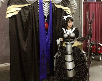 Giant Award winning Ainz Ooal Gown Overlord Cosplay