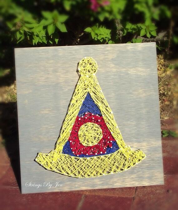 Https Www Etsy Com Listing 270542310 Masonic Past Grand String Art Masonic