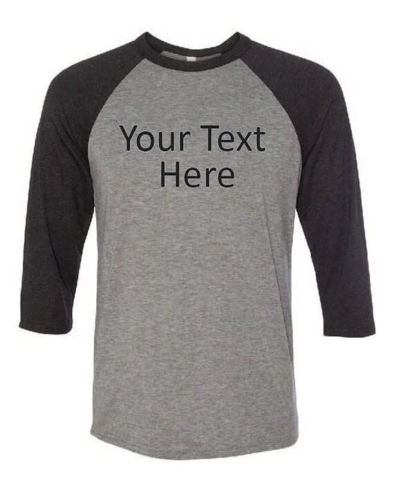 Custom baseball tee custom shirt hubby wifey shirt baby for Custom baseball tee shirts