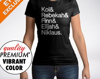 T-shirt Blood brothers - Vampire diaries