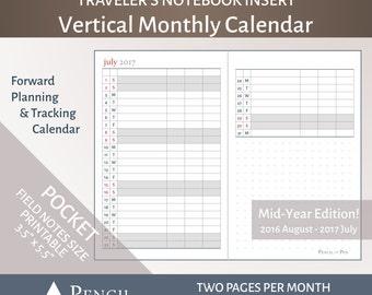 Items similar to Academic Year - 12 Month Tab Calendar ...