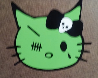 "Hello ""Evil Feline""!"