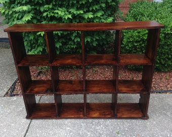 Shelving Unit/Cubby Storage/Bookshelf