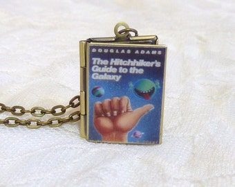 Hitchhikers Guide Story Locket