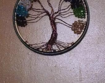 Hanging Family Tree