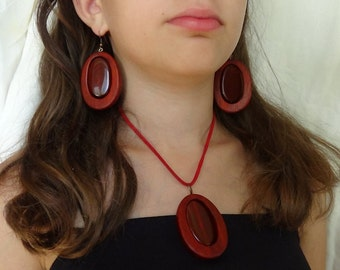 "Shop ""carnelian"" in Jewelry Sets"