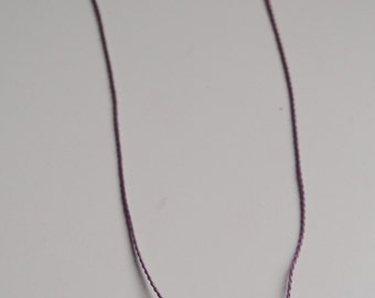 Necklace wire beads