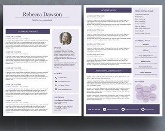 reference page job application