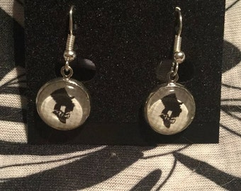 The Mad Hatter pendants