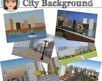 City Backgrounds