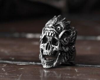 Rangda Balinese Ring