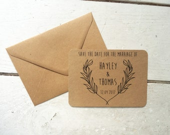 rustic save the date, bohemian save the date, boho save the date