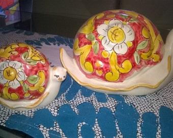 ceramic escargot