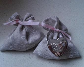 bags sugared almonds