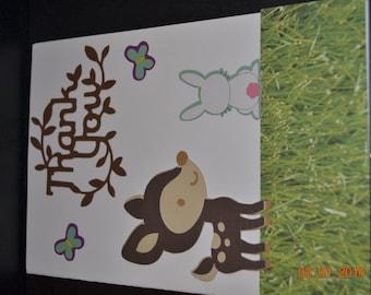 Unique Thank You Card