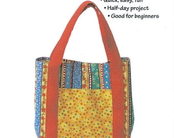 Totally Awesome Mini-Tote Pattern PDF
