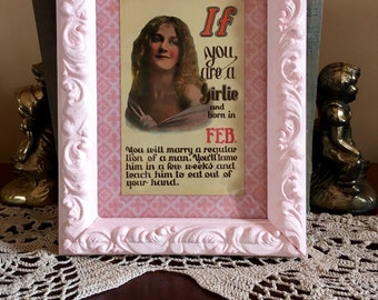 Chabby Chic Picture Frame