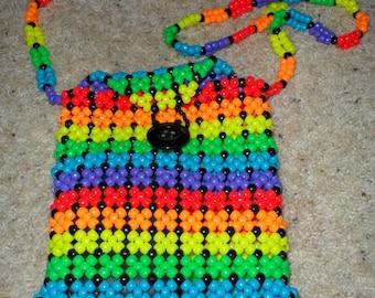 Kandi Rainbow Satchel/Bag