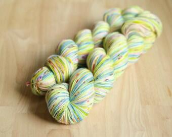 Hand Dyed Sock Yarn, Sock Yarn, Speckled Yarn, Sock Yarn, Speckled Yarn, Yarn with Speckles, Hand Dyed Yarn, Hawaii Yarn, Mermaid Doll