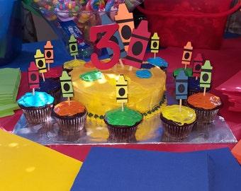 Crayola Cake Decorating Kit