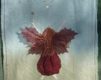 Shooting Star Faerie Wall Hanging