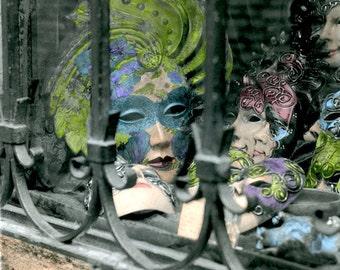 Mask Ensemble: Venice, Italy