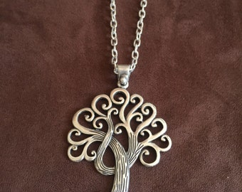 Ethnic Necklace/Accessories, Tree of Life