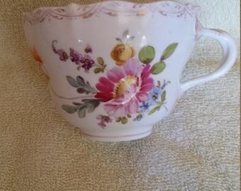 Meissen tea cup