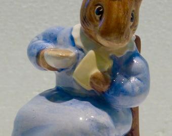 Beatrix Potter Figurine - Cottontail