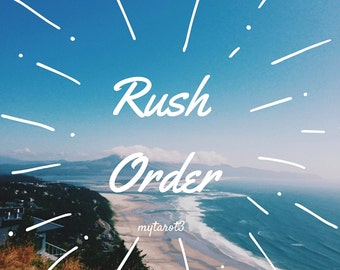 Rush Order - Add on!