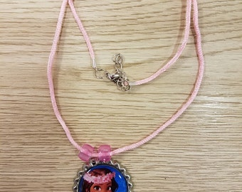 10 Necklaces  Party Favors - Princess Moana