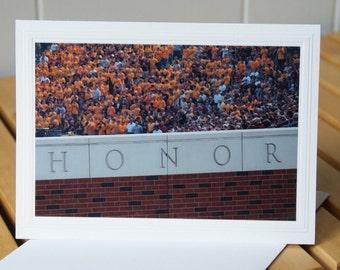 Photo Greeting Card | Handmade Card | Blank Card | Photo Note Card | Photography Card | Blank Photo Card | TCF Stadium | Minnesota Gophers