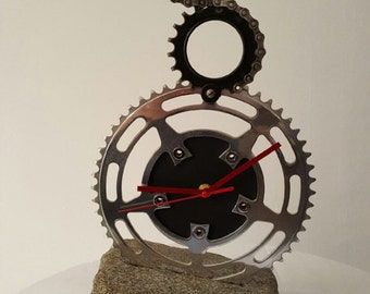 Clock mechanism of bike