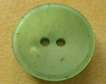 10 green buttons 18mm (1675) button