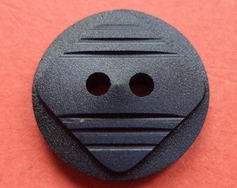 10 dark blue buttons 16mm (5982) button blue