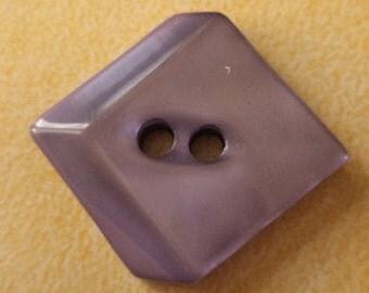 Purple 16mm (3977) button 10 buttons