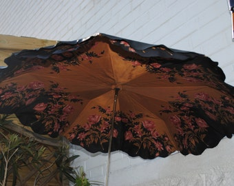 Wonderful double umbrella 1950
