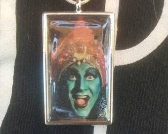 Jambi necklace : Pee Wee Herman