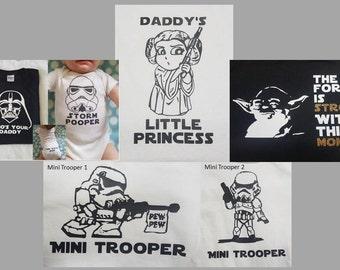 Star Wars Family Gift Set