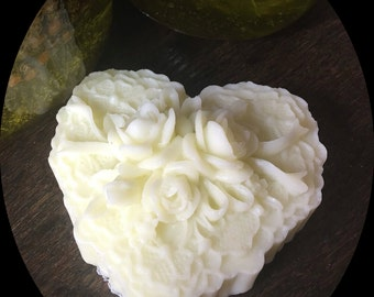 Special Occasion Heart Soap