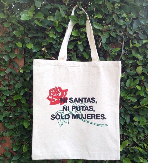 you pute ni santas ni putas sólo mujeres