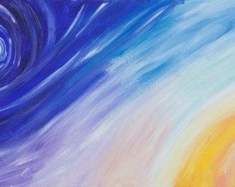 Imbolc Sky (print copy)