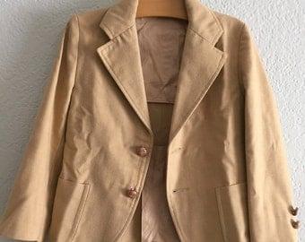 ON SALE 70s blazer richie tenenbaum Jack Tar brand