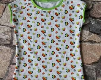Girl shirt size 86