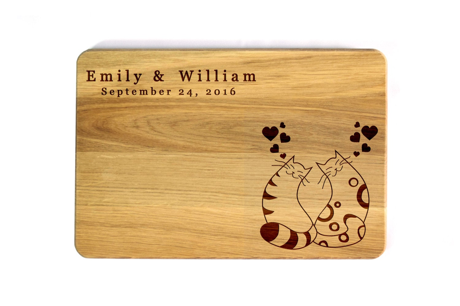 Personalized Wedding Gifts For Couples: Personalized Cutting Board Wedding Gift For Couple Wedding