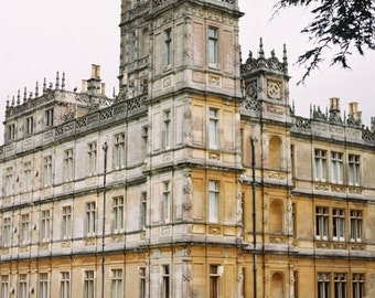Highclere Castle (also available in black and white)