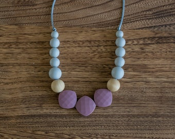 Tracy Modern Teething Necklace