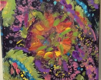 Cosmic Tie-dye